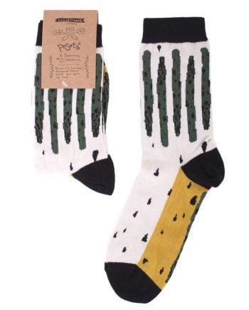 peSeta socks designed by Marta Botas