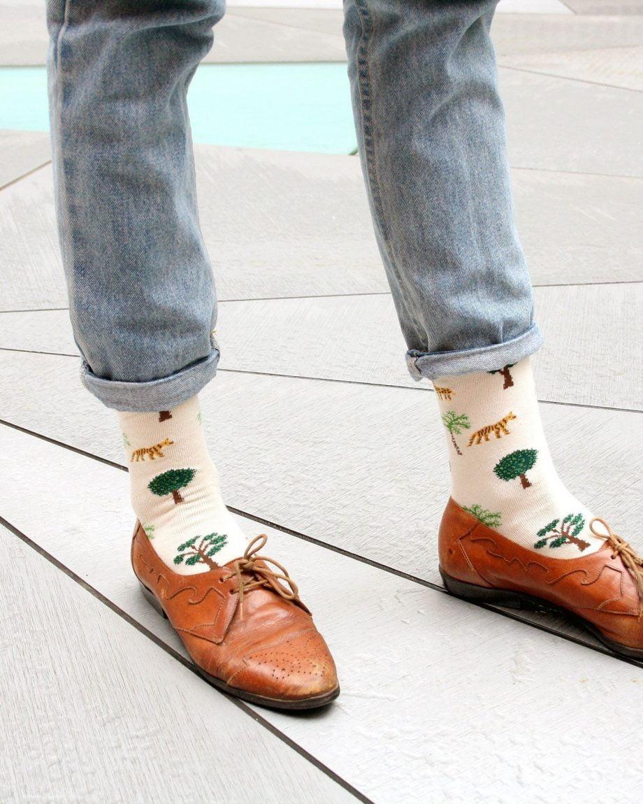 peSeta calcetines Brianda Fitz James Stuart