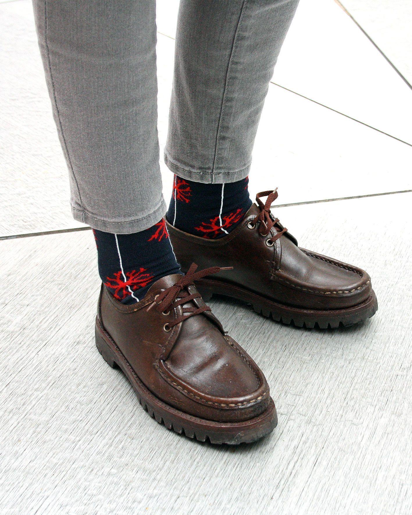 peSeta calcetines Luján Marcos