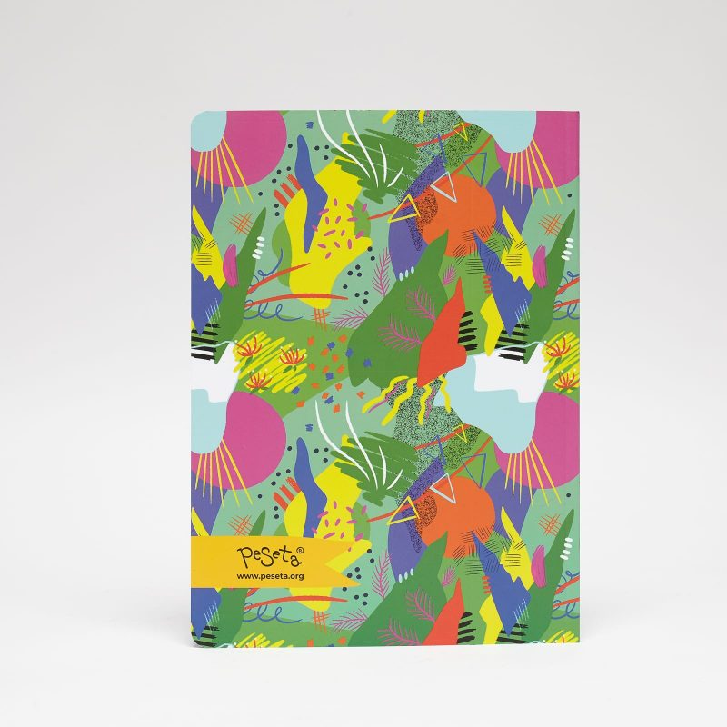 cuaderno grande fiesta peSeta