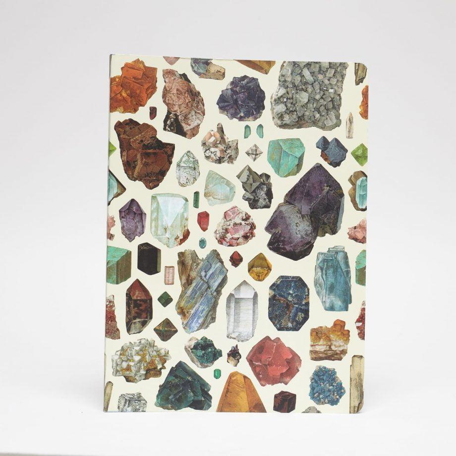 cuaderno grande mineral peSeta
