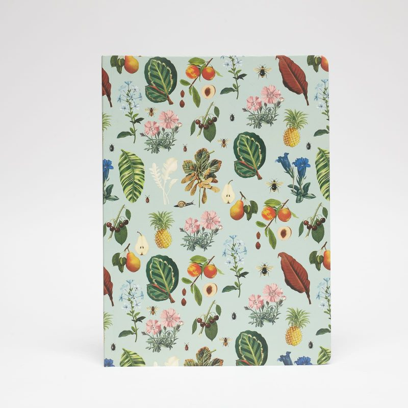 cuaderno grande vegetal peSeta