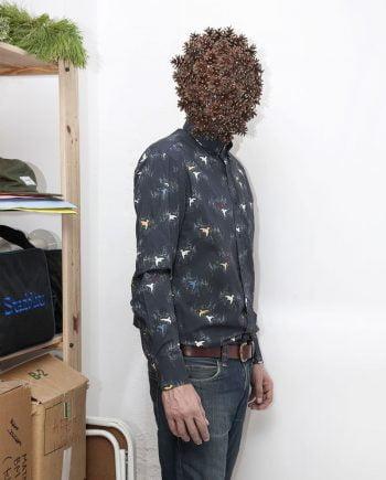 camisa hombre crane